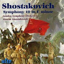 Maxim Shostakovich, - Symphony 10 in E minor [New CD]