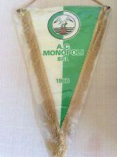 GAGLIARDETTO UFFICIALE CALCIO A.C. MONOPOLI SRL 1966