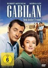 """OVP Myrna Loy, Robert Mitchum """"GABILAN - MEIN BESTER FREUND"""" von Lewis Milestone"""