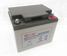 Batteria AGM 45Ah/20h 12V -  Deep Cycle  x Veicoli disabili, Ups - Fotovoltaico