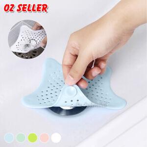 New Bathroom Drain Hair Catcher Bath Stopper Sink Strainer Filter Shower Covers