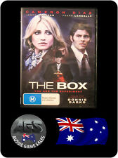 The Box -  Cameron Diaz, James Marsden (DVD, VGC, FAST POST)