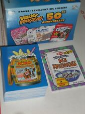 Wacky Packages 50th Anniversary Blue Parallel Complete Set (90) + 80s Bonus Set