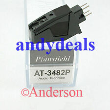 Pfanstiehl Magnetic Cartridge and Stylus for Audio Technica At3482 P At3472p NOS