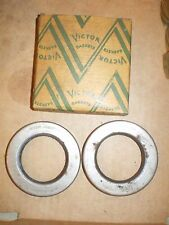 NORS 1937-53 DESOTO PLYMOUTH CHRYSLER DODGE TRUCK FRONT WHEEL SEALS 668479