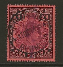 More details for bermuda sg121b £1 keyplate high value fine son cds cat £60 uk p&p free £1 ww
