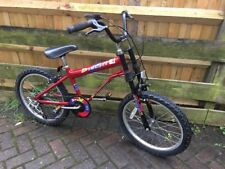 Vintage Boys Bike Classic Bmx Style Raleigh Dirt Cross 20 Inch Wheel 5 Speed OG