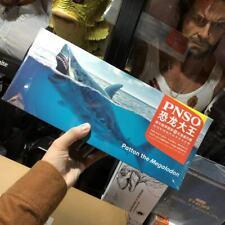 PNSO Rare Megalodon Prehistoric Sharks Dinosaurs Model Toy 32CM