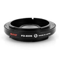 Converter Adapter for Canon FD Lens to EOS EF 5D 7D 10D 20D 30D 40D 50D 60D Body
