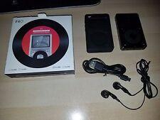 FiiO X1 Portable High Resolution Lossless Music Player (Black) 1st Gen - Mint!