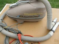 Vintage Electra Compact Canister Vacuum Cleaner