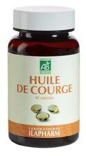 HUILE DE PEPINS DE COURGE BIO- Prostate - Confort urinaire - Programme recommand