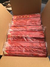 """Bamboo Chopsticks, 9"""" Sleeved & Separated, Pack of 1,000 Pairs Factory Sealed"""