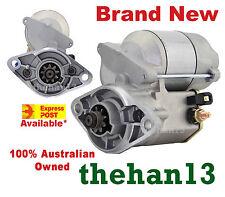 Starter Motor for Toyota Forklift 4Y petrol 4cyl 2.0L 2.2L