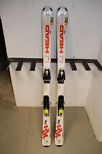 head rev 75r 156 cm ski + rossignol fd 80 10.0 bindings