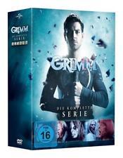 Grimm - Die Komplette Serie - Staffel 1-6  [33 DVDs] (2018)