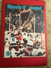 1980 Sports Illustrated MIRACLE ON ICE Issue March 3