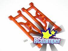 GPM ALUMINUM FRONT LOWER ARM OR HPI E FIRESTORM BLITZ SUSPENSION 10T FLUX RTR