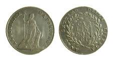 080) Napoli Repubblica Napoletana 1799  Piastra Carlini 12