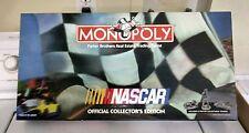 1997 Monopoly NASCAR Official Collector's Edition Board Game #40891