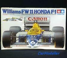 Tamiya 1:20 scale Williams FW11 Renault kit #20019 - unopened kit in sealed box