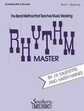 Rhythm Master Book 1 Beginner Tuba in C B.C. NEW 003770820