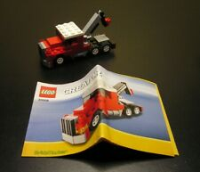 LEGO Creator Brickmaster Exclusive - Rare - Tow Truck 20008 w/ Instructions
