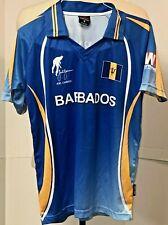 Joel Garner Cricket Legends of Barbados Jersey Shirt Icc World Cup Size: Small
