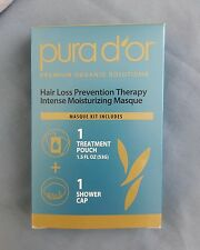 PURA D'OR Dor Hair Loss Prevention Therapy Hair Masque SINGLE USE, 1.5 fl oz