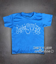 """T-Shirt Baby Super Gulp """" Swallowed """" Redirects Here! Comics - TV Vintage"""