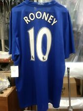 NWT Authentic Nike 2009 Manchester United Rooney SL Player Issue Jersey XXL