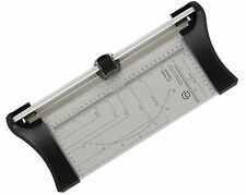 A4 Precision Photo Paper Guillotine Cutter Trimmer Home Office Arts UK