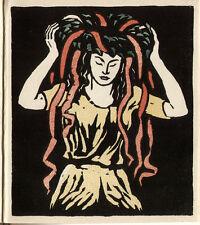 Erwin Lang. - Roessler, Arthur. Deutscher Minnesang. Wien, EA 1921