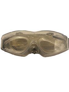 Aqua Sphere Clear Swim Goggles No Tint Adult