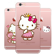 Hello Kitty Phone Case Soft TPU Case Cover For Apple iPhone Samsung and Huawei