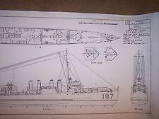 Dd187 Dahlgren plan