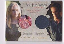 Vampire Diaries season 4 dual costume card DM6