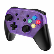 Nintendo Switch Pro Controller Replacement Housing Shell Case Purple USA