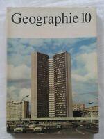 Geographie Klasse 10, Volk und Wissen, DDR Lehrbuch 1983