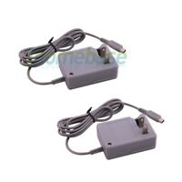 (2 pack) For Nintendo DS Lite NDSL Wall Home Travel Charger AC Power Adapter US
