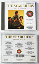 SEARCHERS Very Best Of .. Rare CD TOP (Misprint Booklet shows Picture of KINKS!)