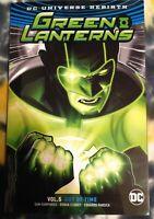 GREEN LANTERN Rebirth vol 5 Out of Time - DC Comics / Graphic Novel (TPB)