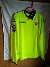 Nueva - New   Original   Camiseta futbol   Talla M   Elche CF
