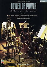 Partition pour voix - Tower of Power - Silver Anniversary