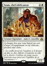 Sram, chef édificateur    MTG Magic Francais EX
