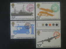 Great Britain 1974 Centenary of the UPU Set MUH