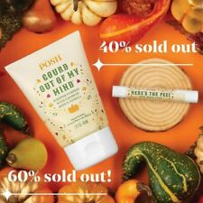 New listing Perfectly Posh - Gourd Out of My Mind and lip balm - New - Free Shipping!