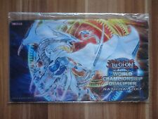 YU GI OH MOUSEPAD - WORLD CHAMPIONSHIP QUALIFIER NATIONAL 2017