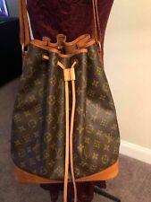 Authentic Vintage Louis Vuitton Noe GM - Excellent Condition