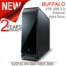 "Buffalo 2TB DriveStation Velocity 3.5"" USB 3.0 Desktop External Hard Drive│Black"